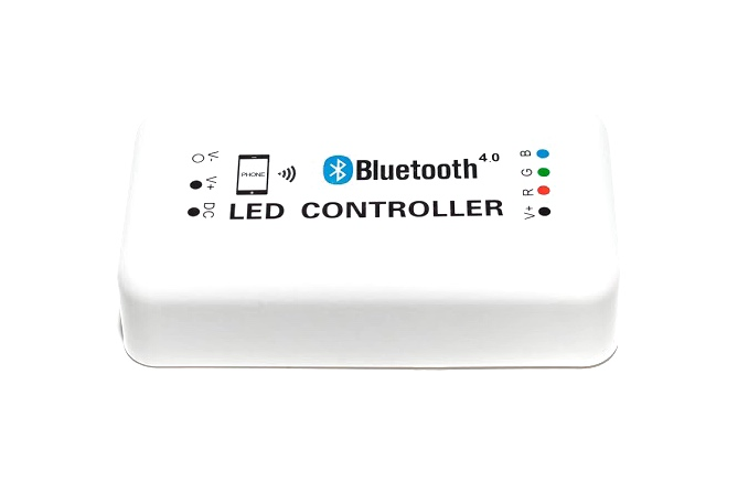 RGB Bluetooth LED Controller