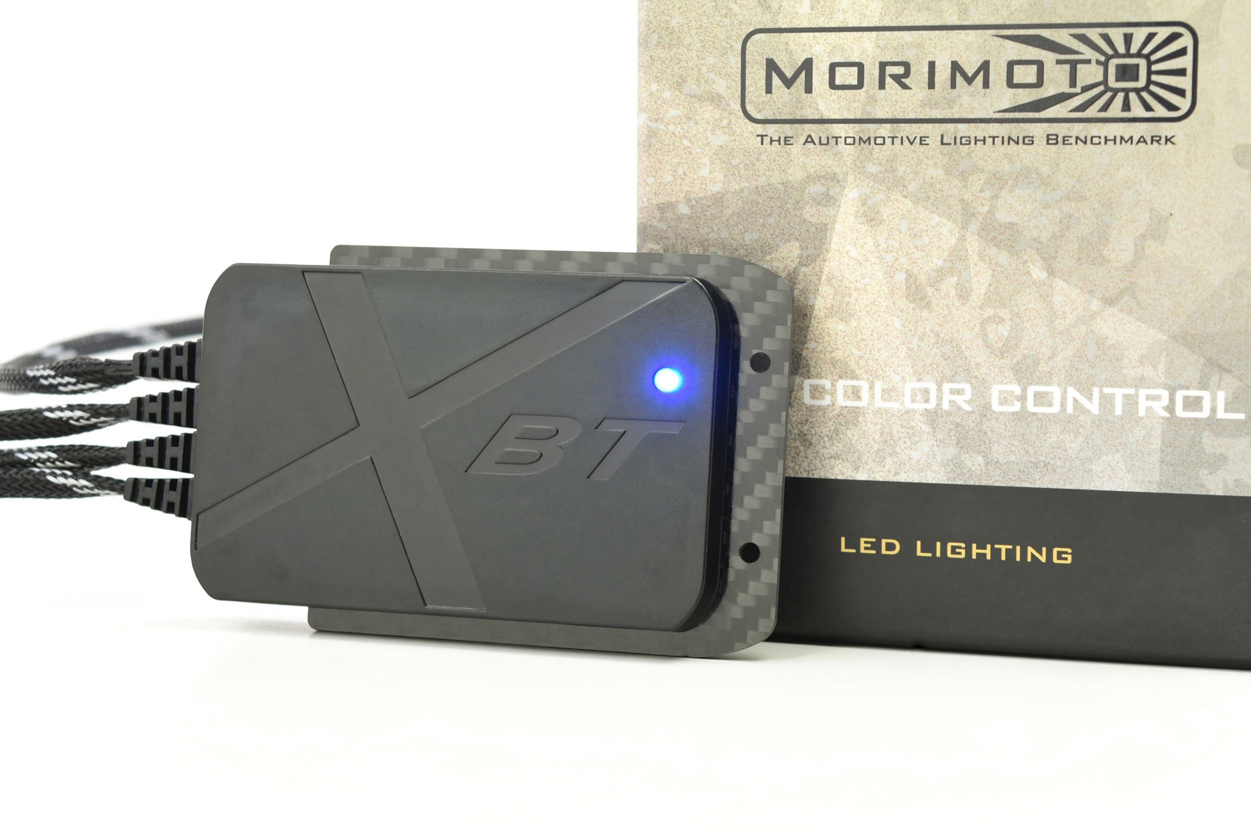 Morimoto XBT RGB LED Bluetooth Headlight Controller 1
