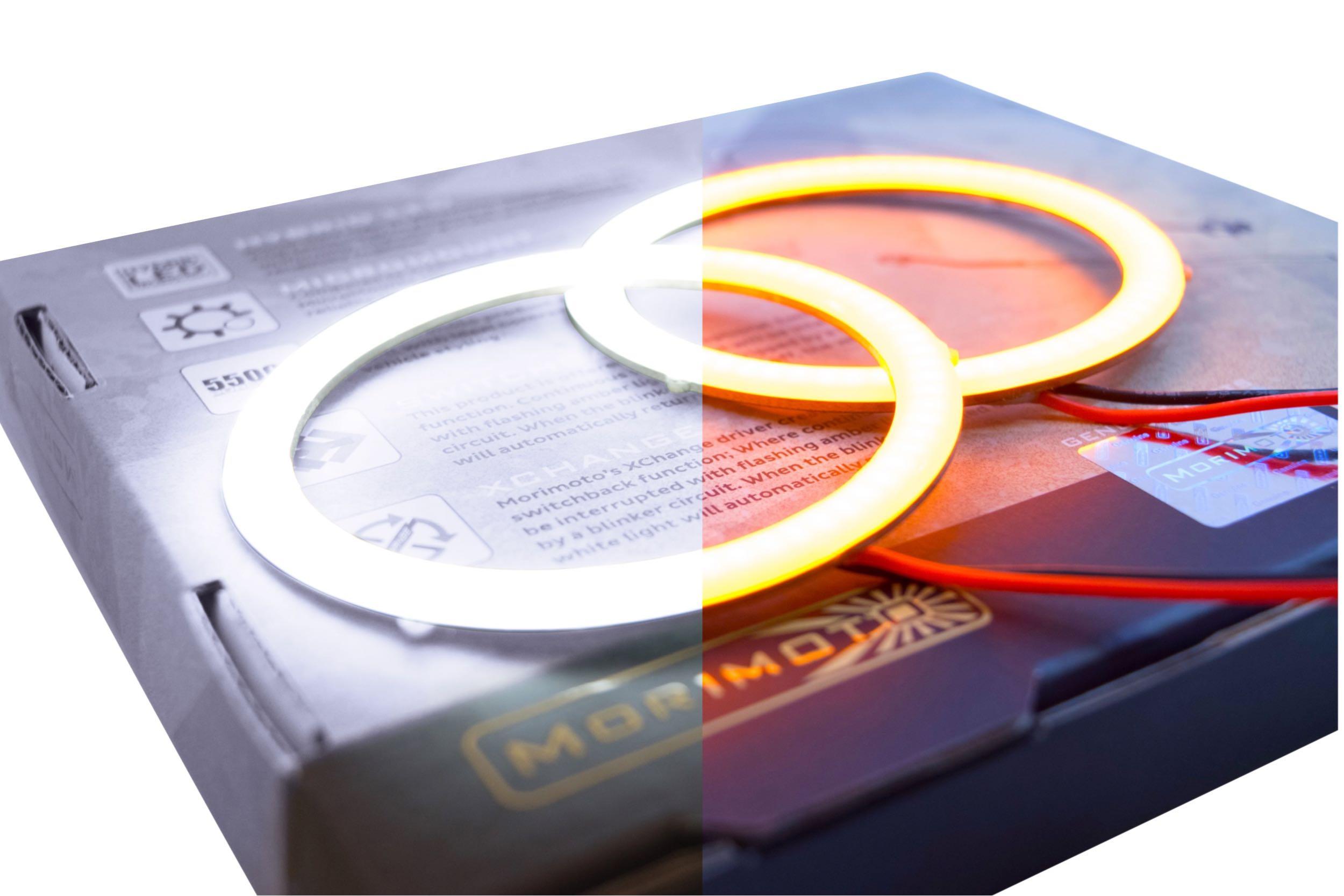 Morimoto XSB LED Switchback Halos 1