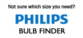 Philips Bulb Finder