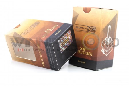 D1S Morimoto XB HID Headlight Bulbs 6