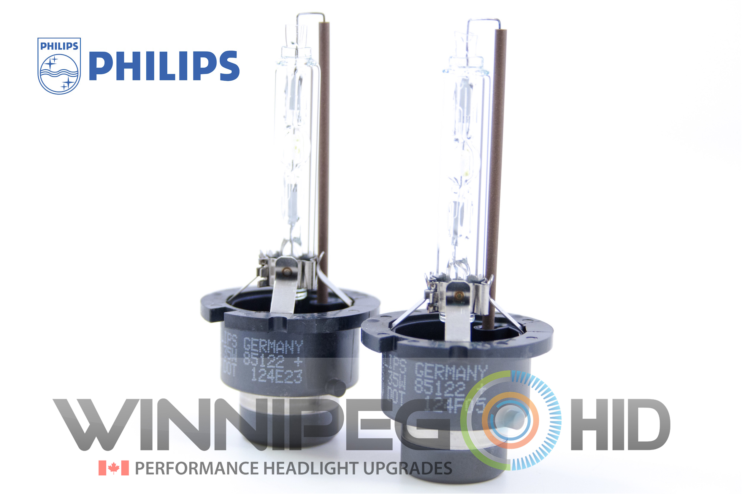 D2S Philips 85122 D2S HID Bulbs