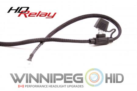 Morimoto 880 H8 H9 H11 Relay Harness 6