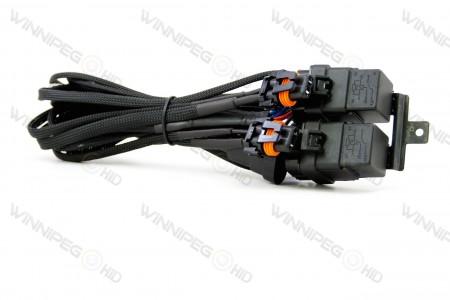 Morimoto 9005 9006 9012 Headlight Relay Wire Harness 1
