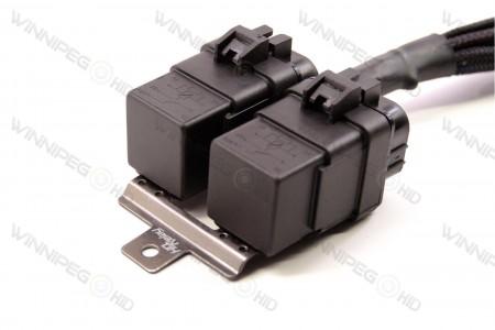 Morimoto 9005 9006 9012 Headlight Relay Wire Harness 3