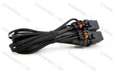 Morimoto 9005 9006 9012 Headlight Relay Wire Harness 4