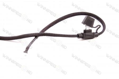 Morimoto 9005 9006 9012 Headlight Relay Wire Harness 5