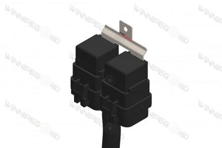 Morimoto 9005 9006 9012 Headlight Relay Wire Harness 7