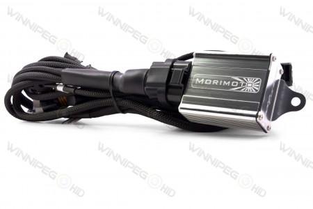 Morimoto 9007 Bixenon Headlight Relay Wire Harness 1