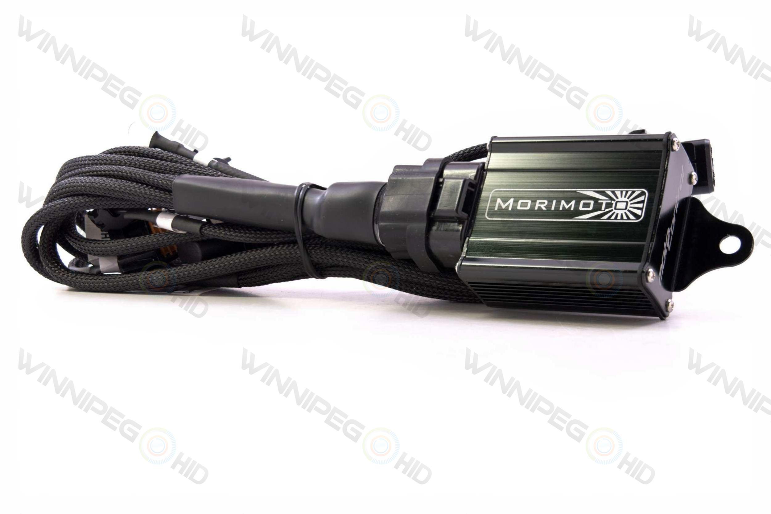 Morimoto H13 Bixenon Headlight Relay Wire Harness 1
