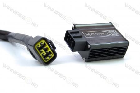 Morimoto H13 Bixenon Headlight Relay Wire Harness 3