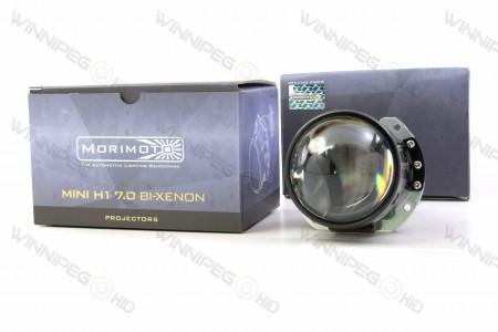 Morimoto Mini H1 7.0 Bi-xenon Headlight Retrofit Projectors 2
