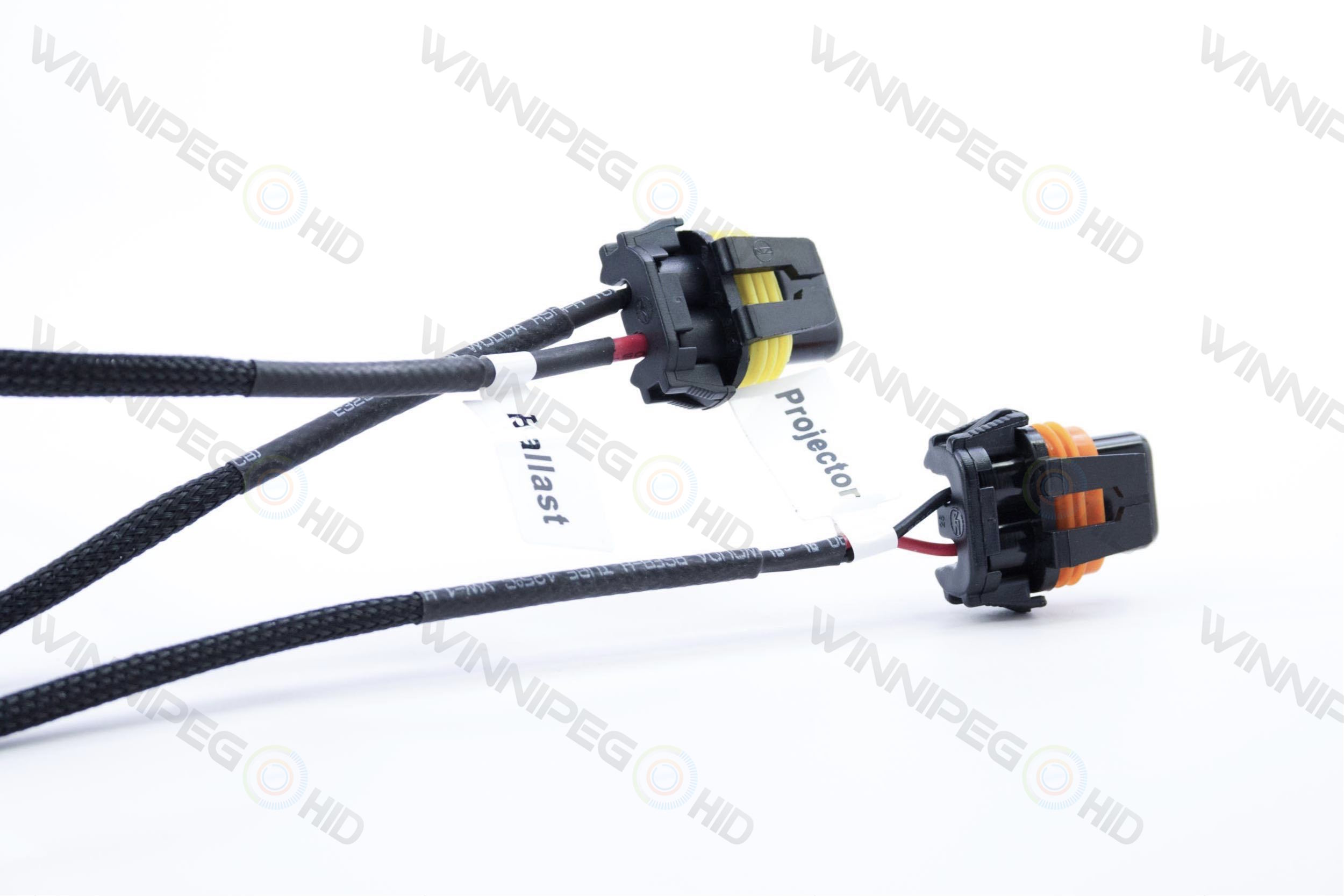 Morimoto Mopar 9007 Bi Xenon Canbus Headlight Harness 4