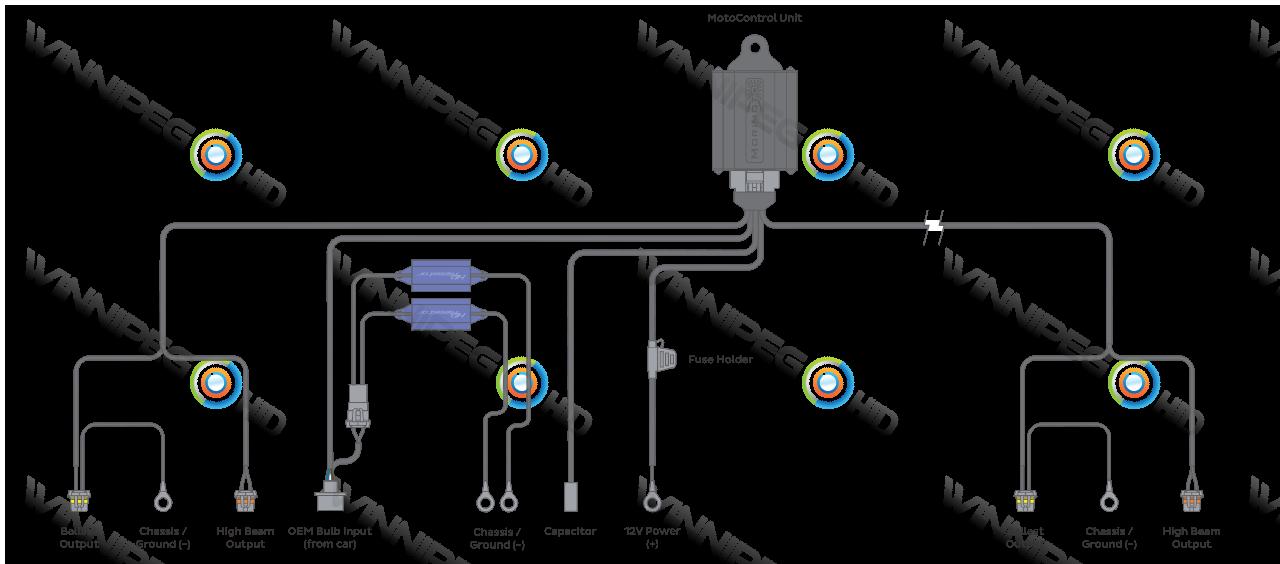 Morimoto Mopar H13 Bi xenon Canbus Headlight Harness Schematic wiring diagram bi xenon headlights gandul 45 77 79 119 xenon headlights wiring diagram at nearapp.co
