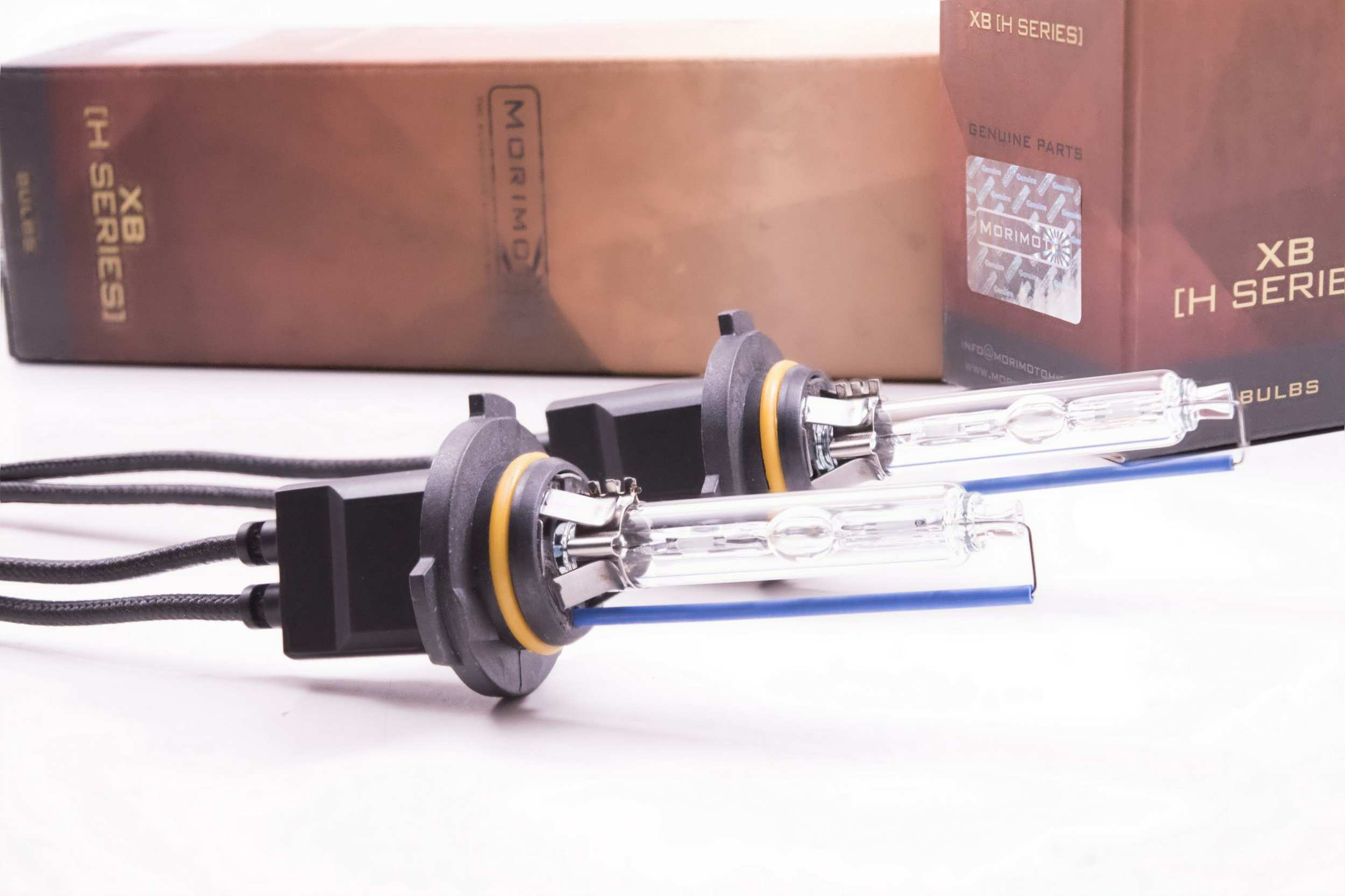 9012 Morimoto Elite HID Headlight Conversion Installation Plug And Play kit