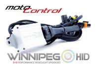 MotoControl 9007 Bi-xenon Relay Harness 1