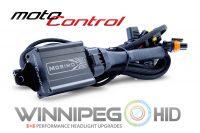 MotoControl H13 Bi-xenon Relay Harness 1