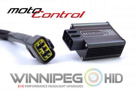 MotoControl H13 Bi-xenon Relay Harness 3