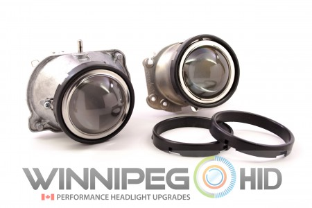 OEM Projector Centric Rings 5