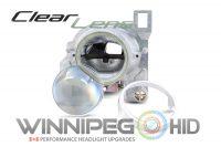 STi-R Clear Lens 1