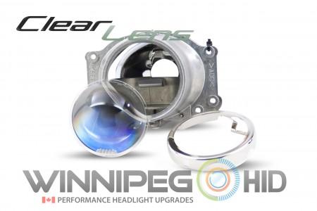 TSX-R Clear Lenses
