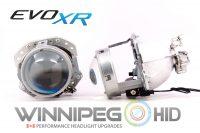PROJECTORS: EVOX-R GUIDE