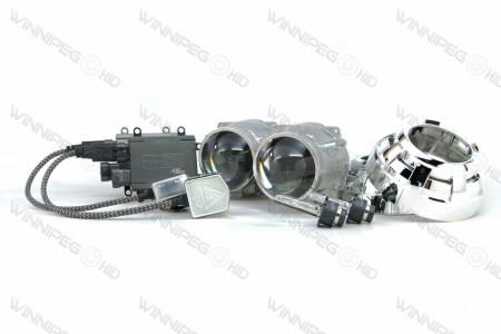 Bi-xenon Morimoto FX-R 3.0 Stage III Headlight Retrofit Kit (1)