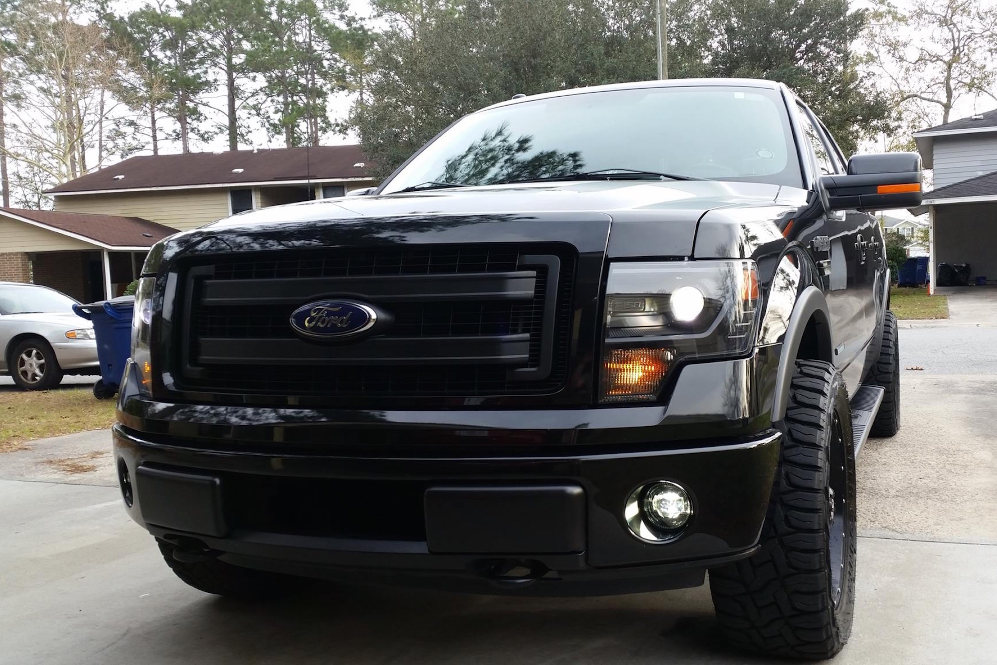 ford lift image country suspension tuff kit inch trucks