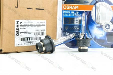 D2S Osram 66240 CBI HID Headlight Bulbs 8