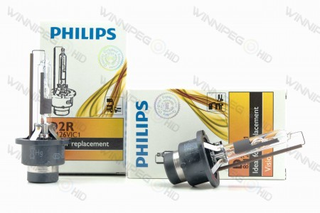 Philips 86126 D2R HID Headlight Bulbs 1