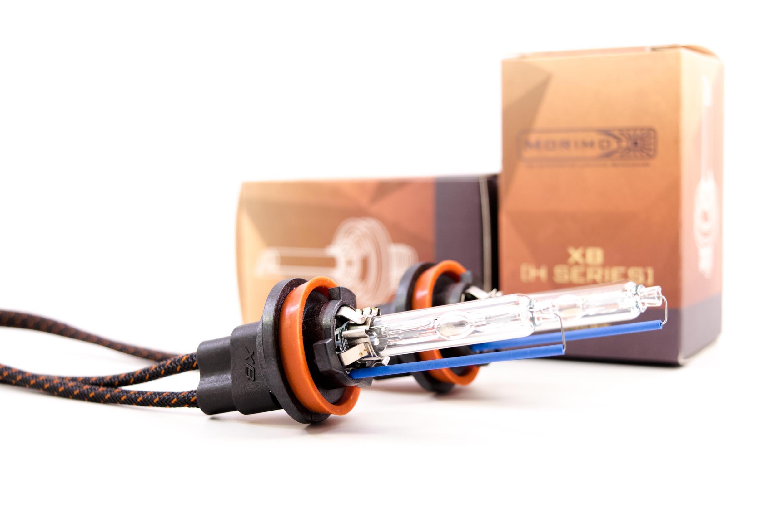 Morimoto H8 H9 H11B XB HID Bulbs 1
