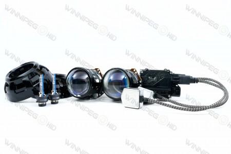 Morimoto Mini D2S 5.0 Stage III Bi-xenon Headlight Retrofit Kit (1)
