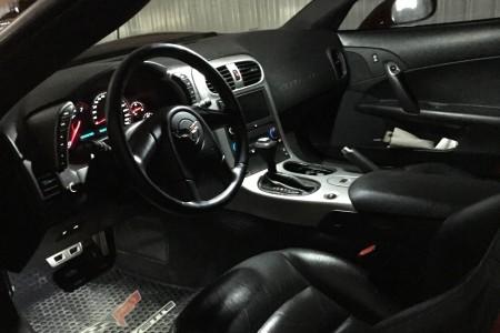 C6 Corevette LED Interior