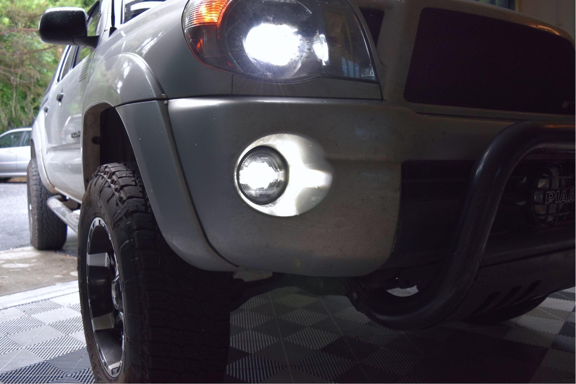 Morimoto Xb Led Fog Lights Toyota Round Winnipeg Hid