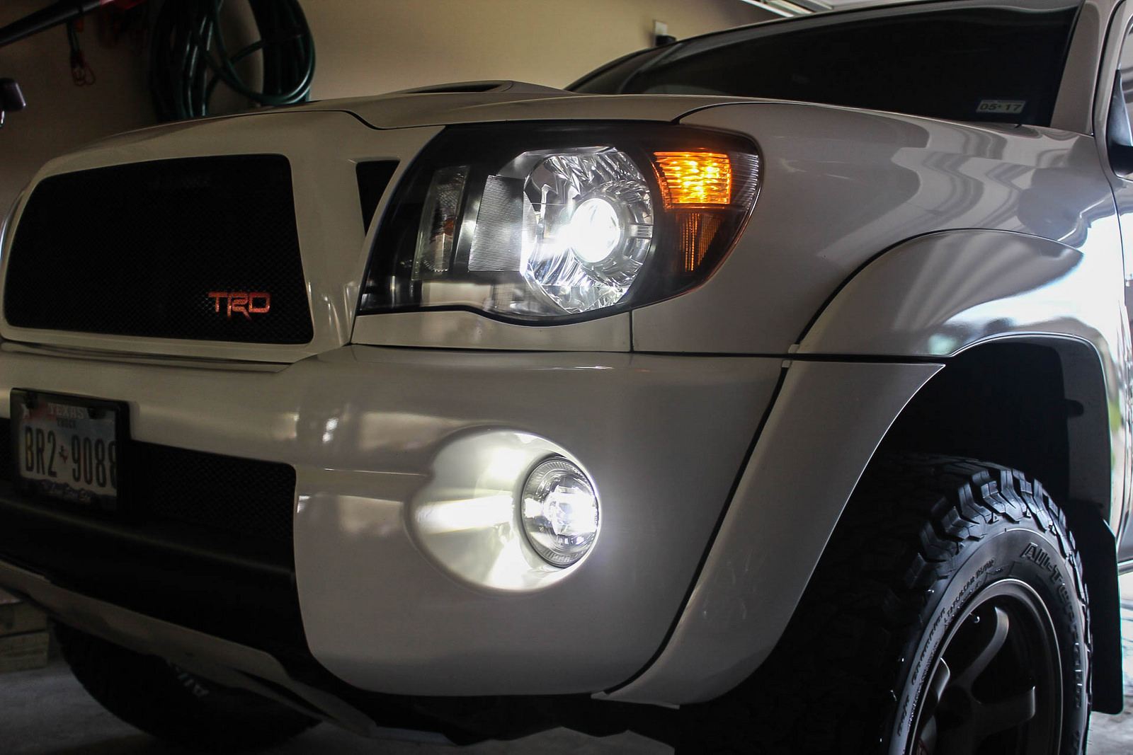 Morimoto Xb Led Fog Lights Toyota Round Winnipeg Hid Wiring Harness 2007 2013 Gmc Sierra Pickup Plug And Play Light T2 Action 3