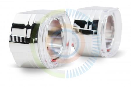 Mini X5-R Switchback LED Shrouds 2