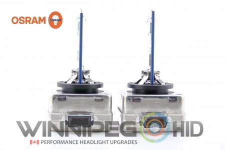 D1S Osram CBI HID Bulbs 6