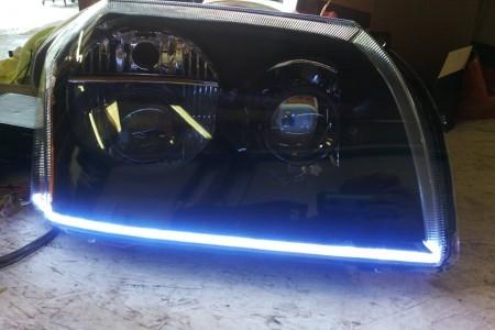 Morimoto XSB Switchback LED Strips Action 2