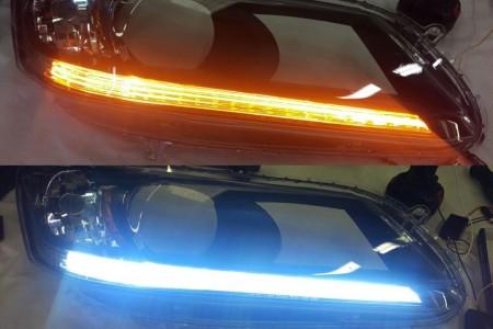 Morimoto XSB Switchback LED Strips Action 4