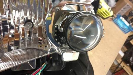 2013+ Ram Mini D2S 4.0 Projector Brackets Example 3