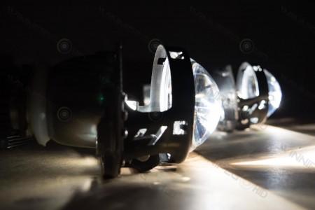 Morimoto Mini D2S 4.0 Bi-xenon Headlight Projectors Action 1