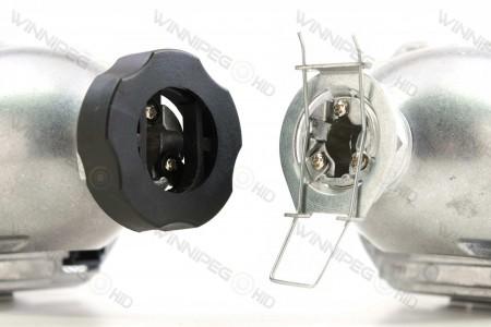 Morimoto MotoHo1ders Mini H1 Bulb Holder 3