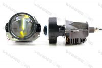 Profile Bi-Lens Bi-LED Headlight Retrofit Projector 5