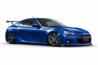 2013-2016-Subaru-BRZ-Profile-Pixel-DRL-Boards-Blue