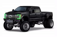 2017-Ford-Super-Duty-Profile-Pixel-DRL-Boards-Green