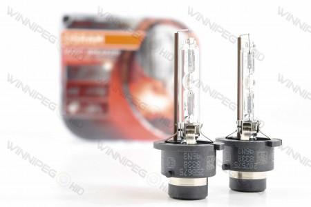 D2S Osram Xenarc 66240NXB Nightbreaker HID Xenon Headlight Bulbs 1