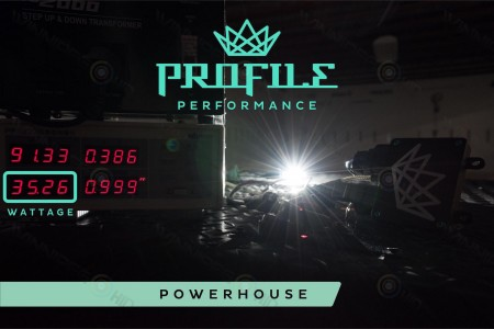 Profile Performance Powerhouse 35w 50w AMP HID Ballast Action 1