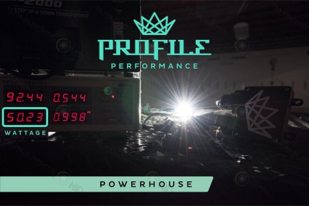 Profile Performance Powerhouse 35w 50w D2S HID Ballast Action 2