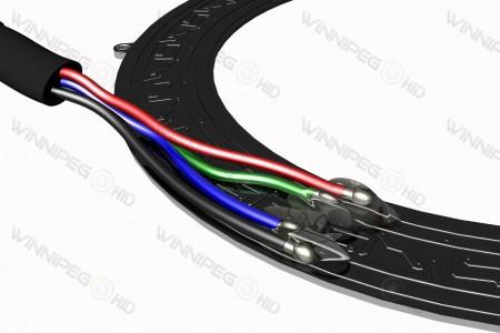 Profile Prism RGB XBT LED Halos 6