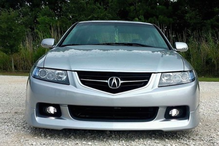 Type H Acura XB LED Fog Light Action 4